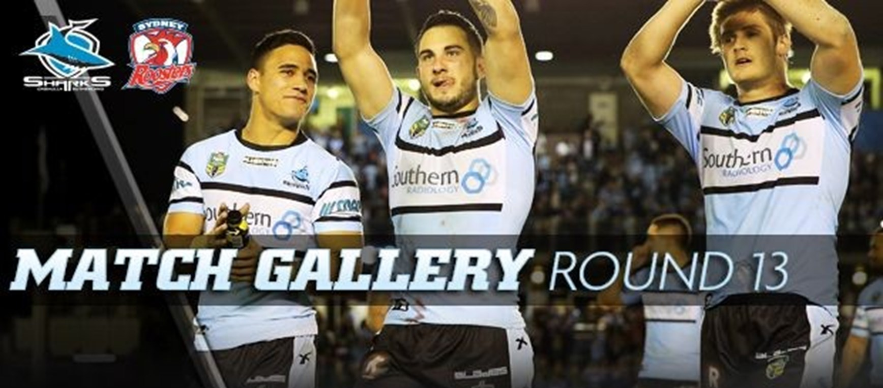 Rd13 MATCH GALLERY | Sharks v Roosters