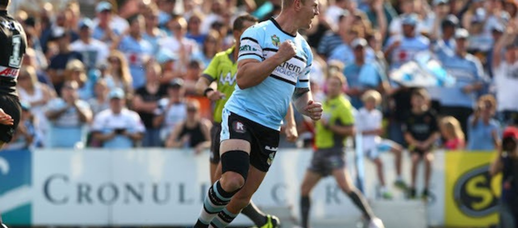 2015 PLAYER REVIEW | Luke Lewis