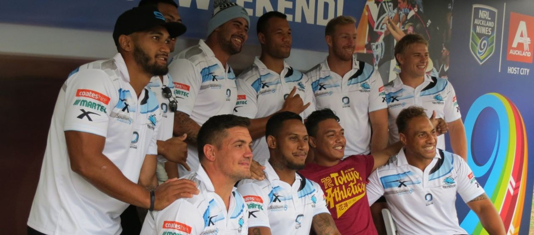 FAN DAY | Shots from Aotea Square