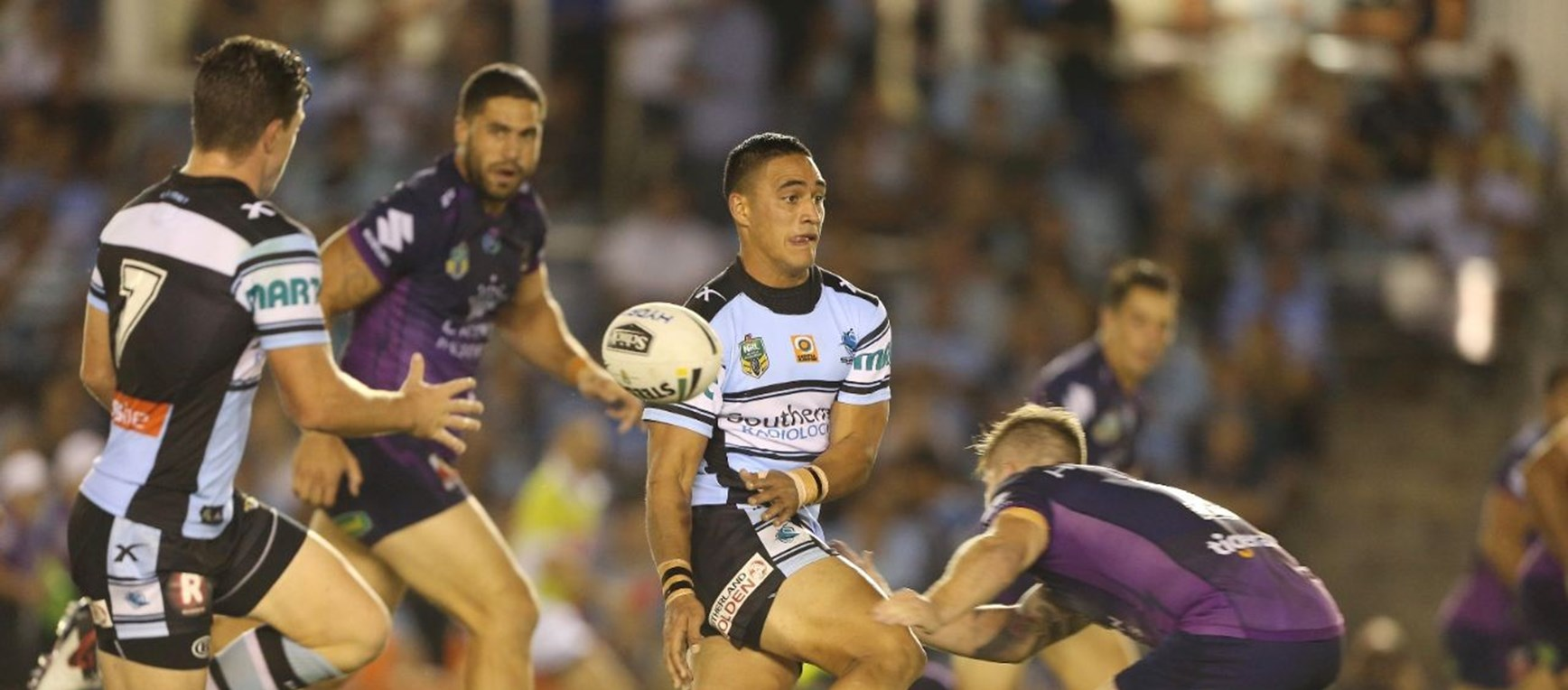 MATCH GALLERY | Sharks v Storm