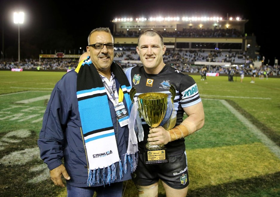 Compettion  - NRL Premiership.