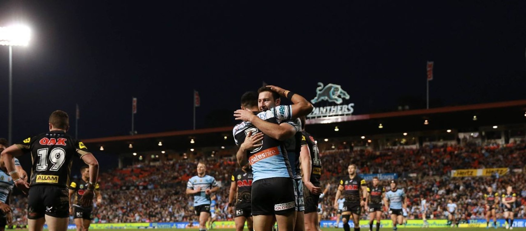 Match Gallery: Sharks v Panthers