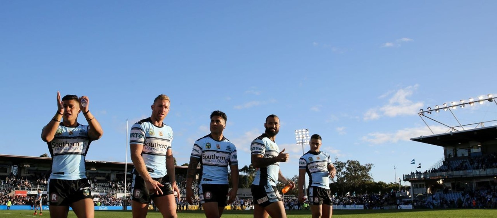 Match Gallery: Sharks v Knights