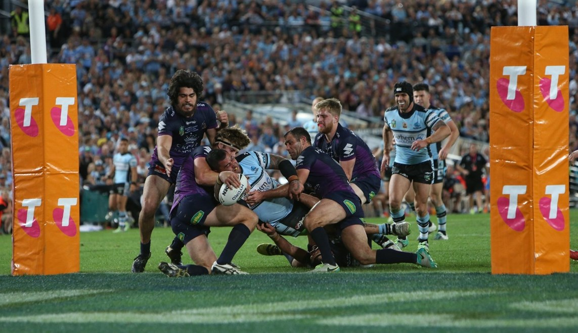 Competition -2016 NRL Grand Final  Round - Grand Final