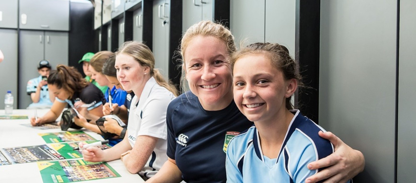 Women's World Cup Clinic