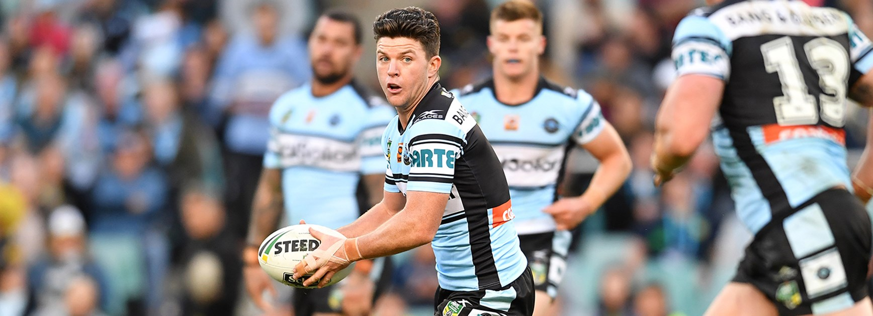 Cronulla Sharks predicted Round 1 line-up