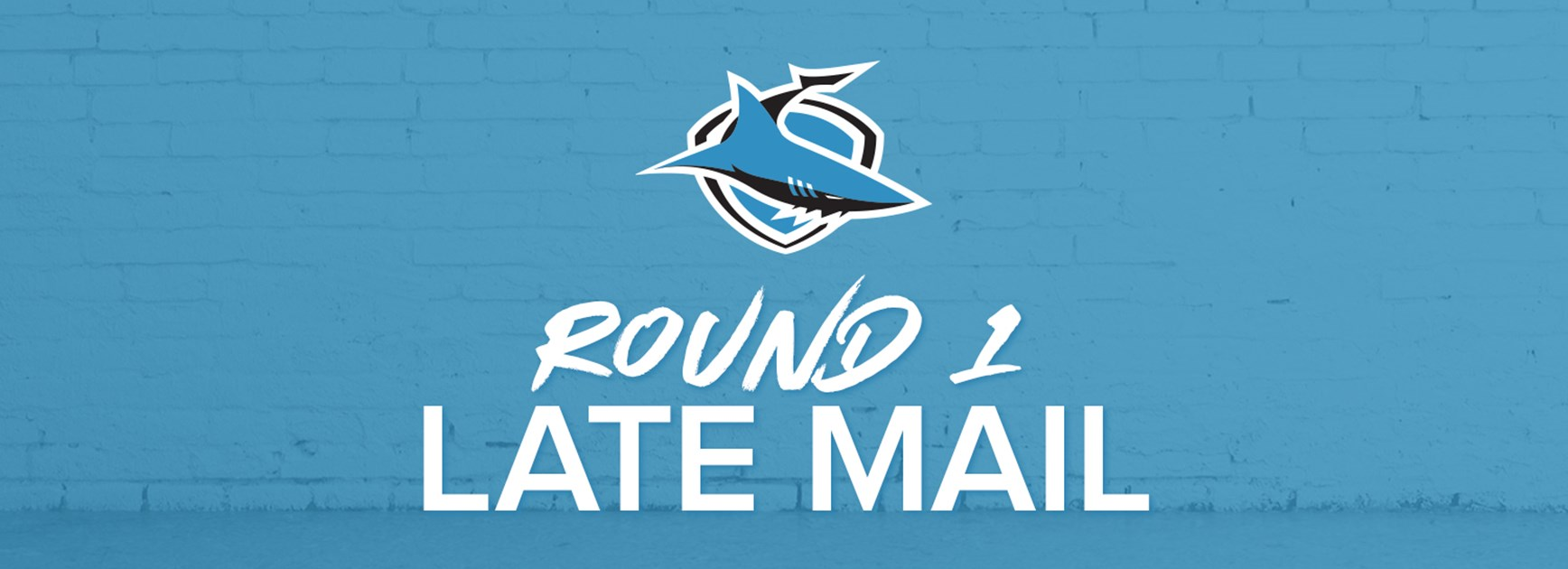 Late Mail - Sharks v Cowboys
