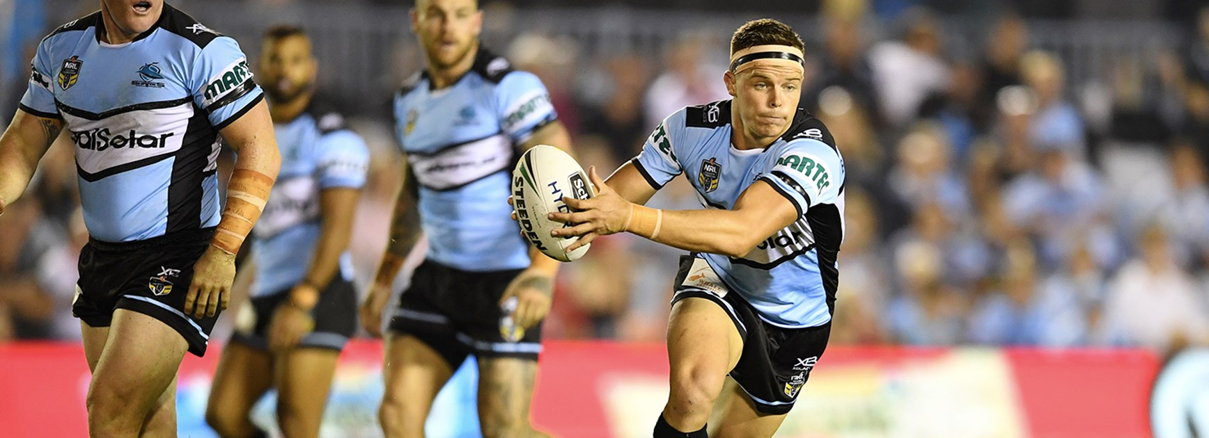 Match report: Sloppy second half sinks the Sharks