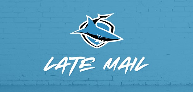 Round 16 Late Mail - Sharks v Warriors