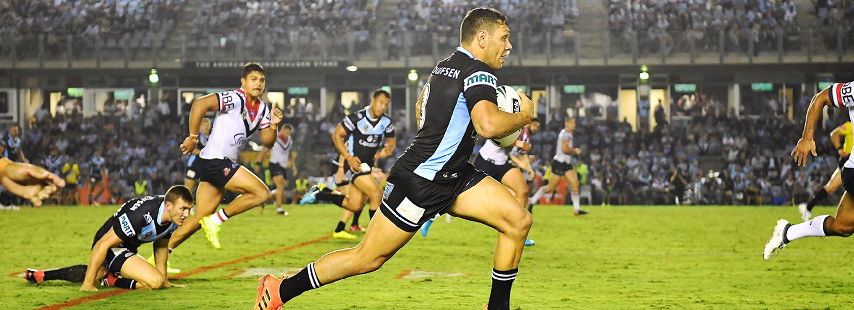 Five Key Points - Sharks v Roosters