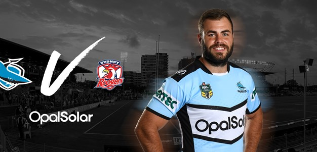 Round 5 Team List - Sharks v Roosters