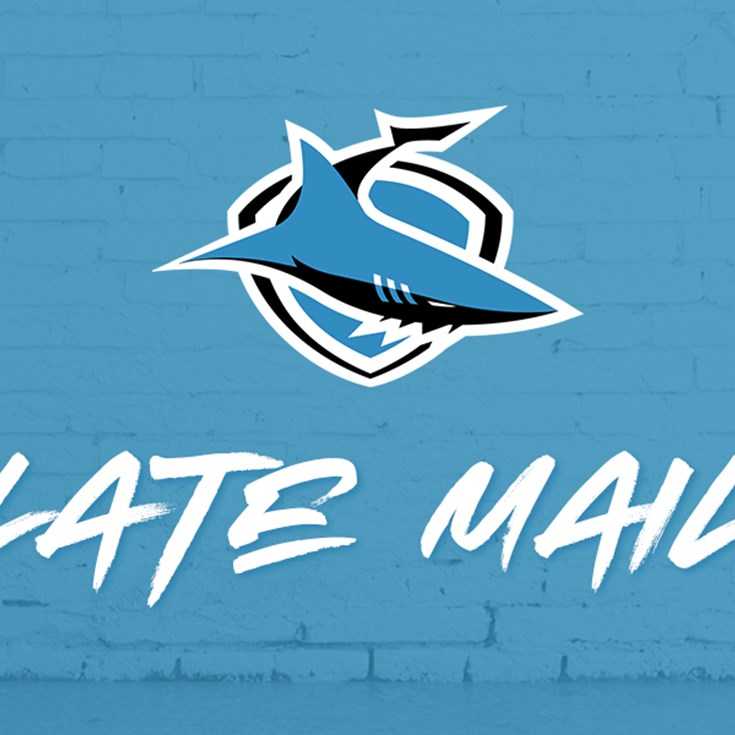 Late Mail - Sharks v Tigers