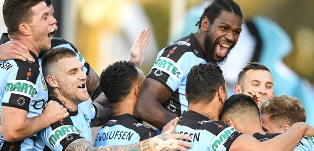 Gritty Sharks topple dogged Canterbury