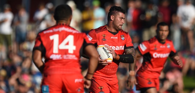 Three Sharks to contest Pacific Tests