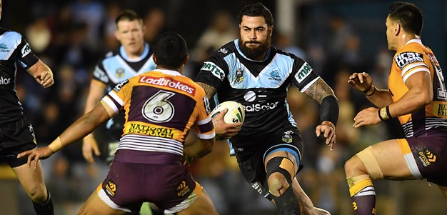 Sharks pipped by Broncos in thriller