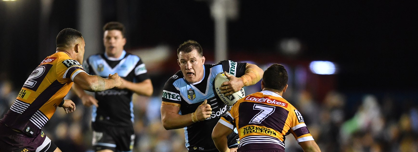 Gallen charged, takes guilty plea
