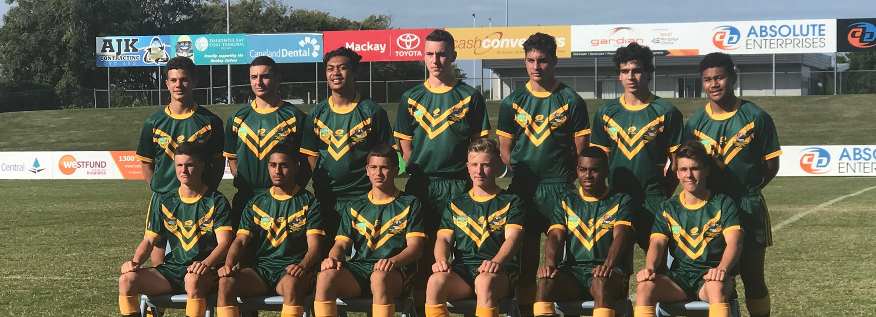 Sharks named in Aust Schools 15's team