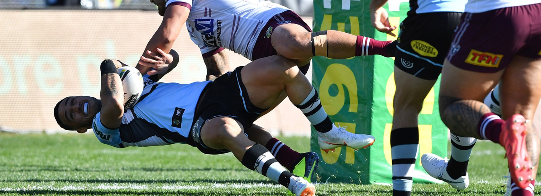 Five Key Points – Sharks v Sea Eagles