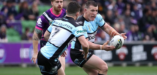Five Key Points - Sharks v Storm