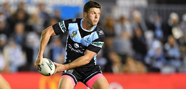 Sharks escape against spirited Cowboys