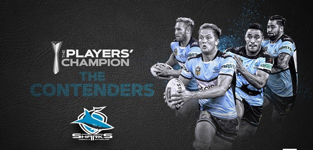 Players' Champion Nominations: Sharks Contenders