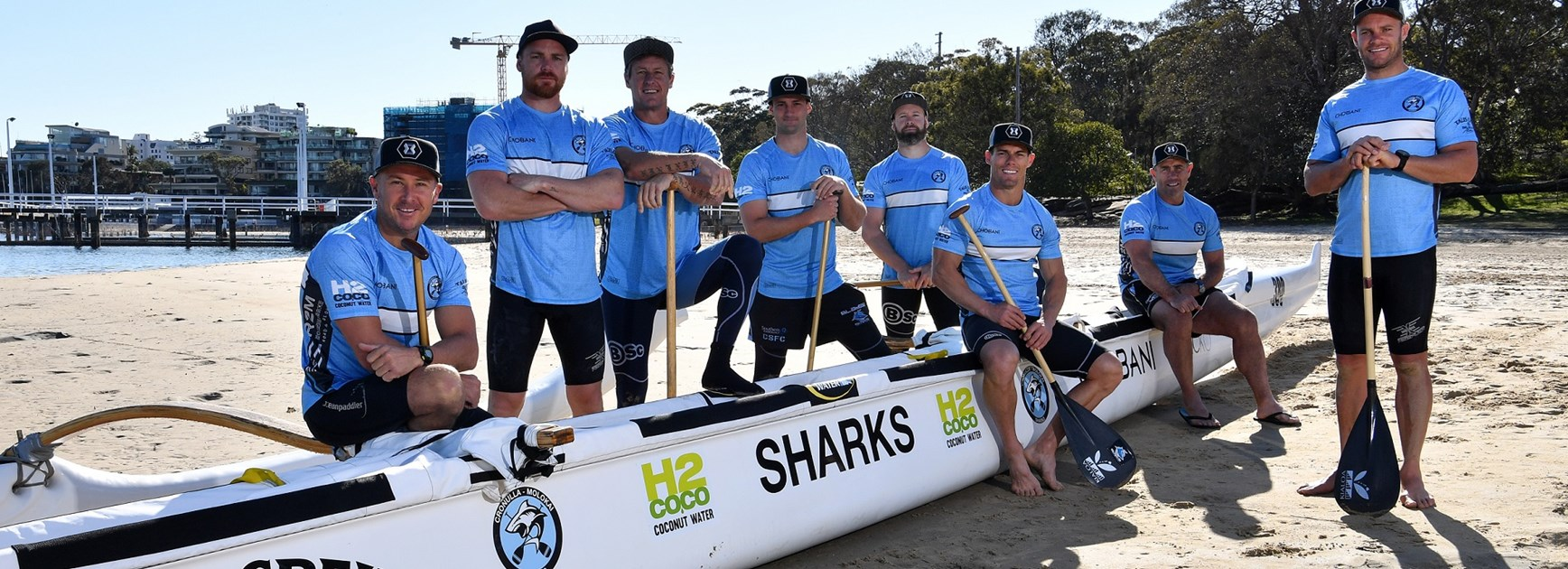Sharks Paddle Power