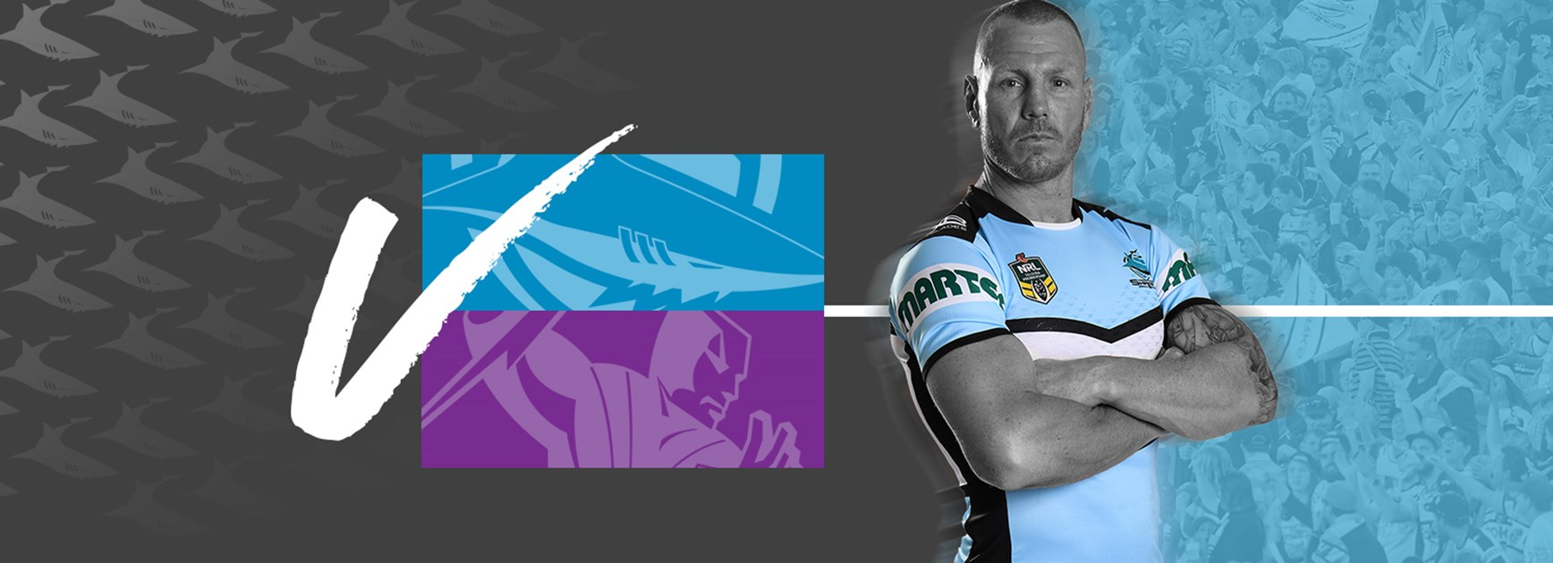 Preliminary Final Team List - Sharks v Storm