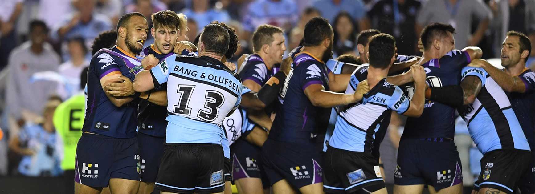 2019 NRL Draw - The Rivalries