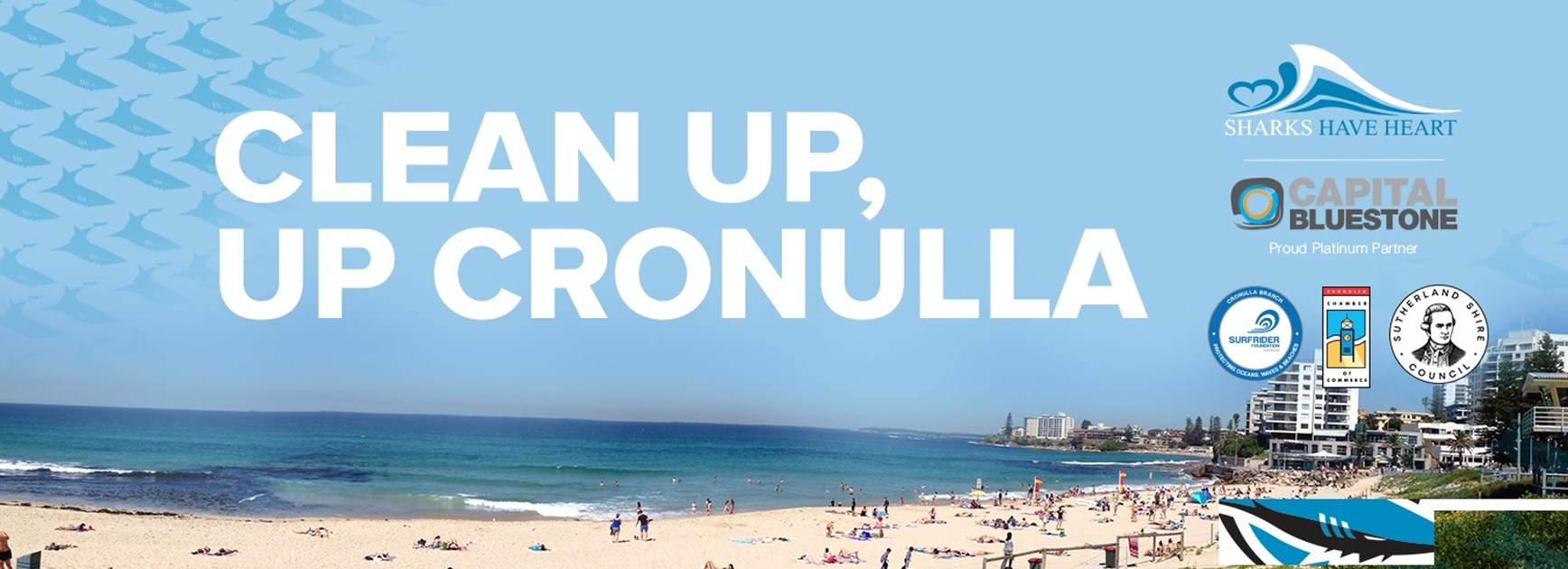 Clean Up, Up Cronulla Day!