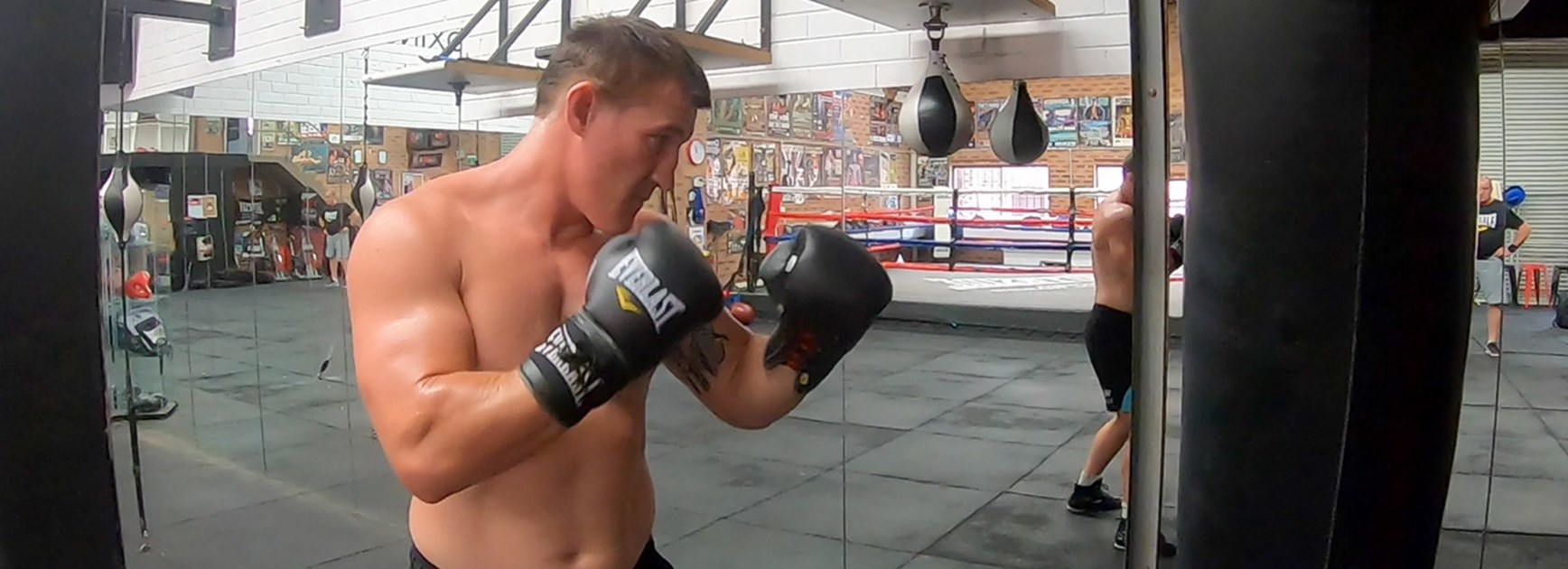 Gallen ready to rumble into 2019