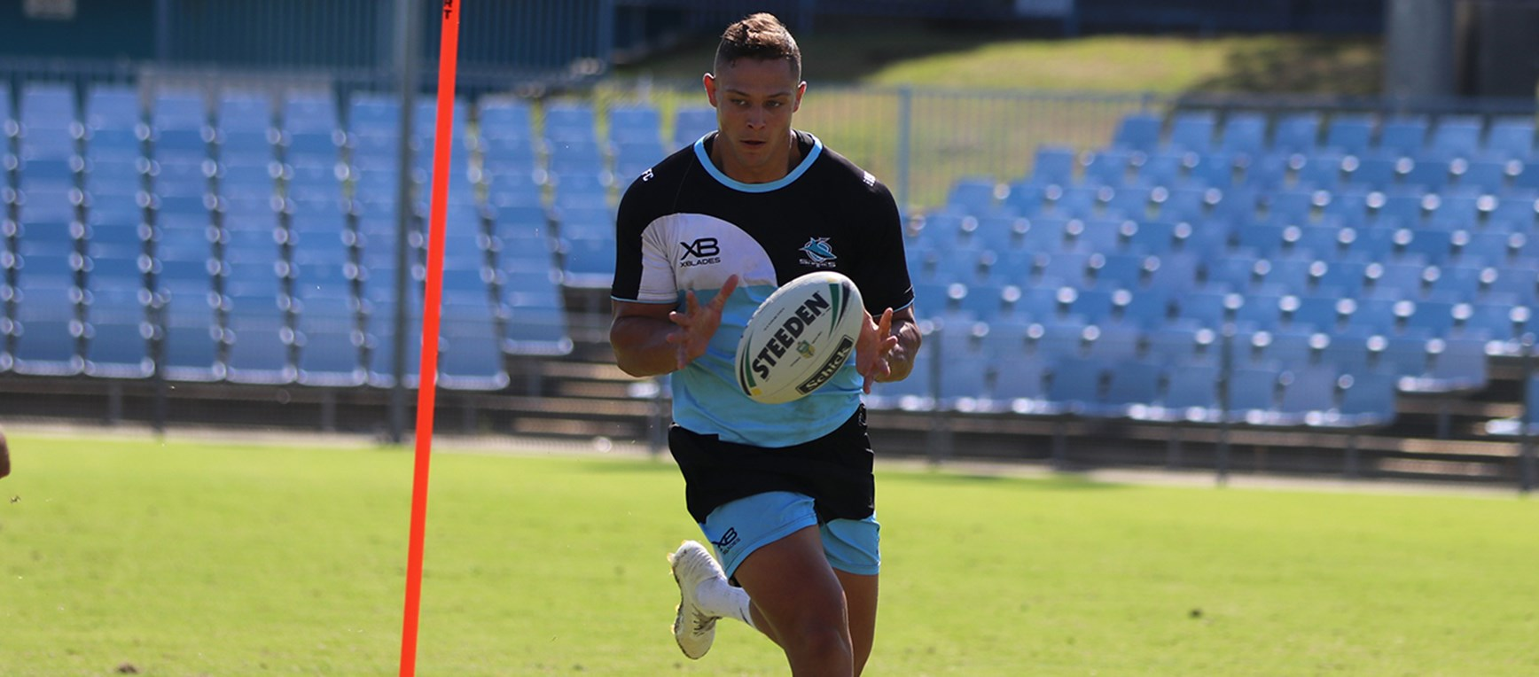 Sharks prepare for final trial