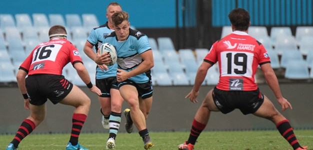 Jersey Flegg Team List - Sharks v Thunderbolts