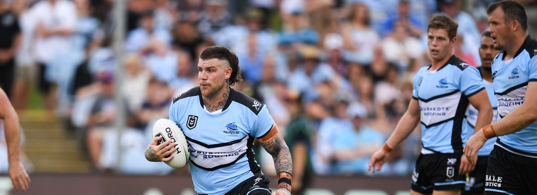 Five Key Points - Sharks v Titans