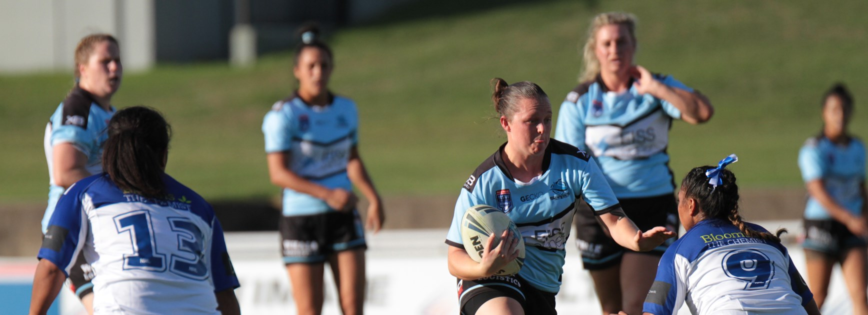 Sharks women's two on the trot