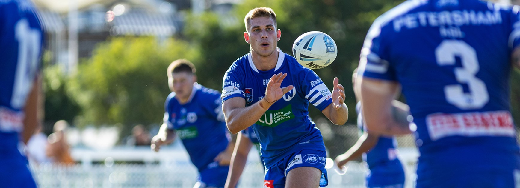 Canterbury Cup Team List - Jets v Bears