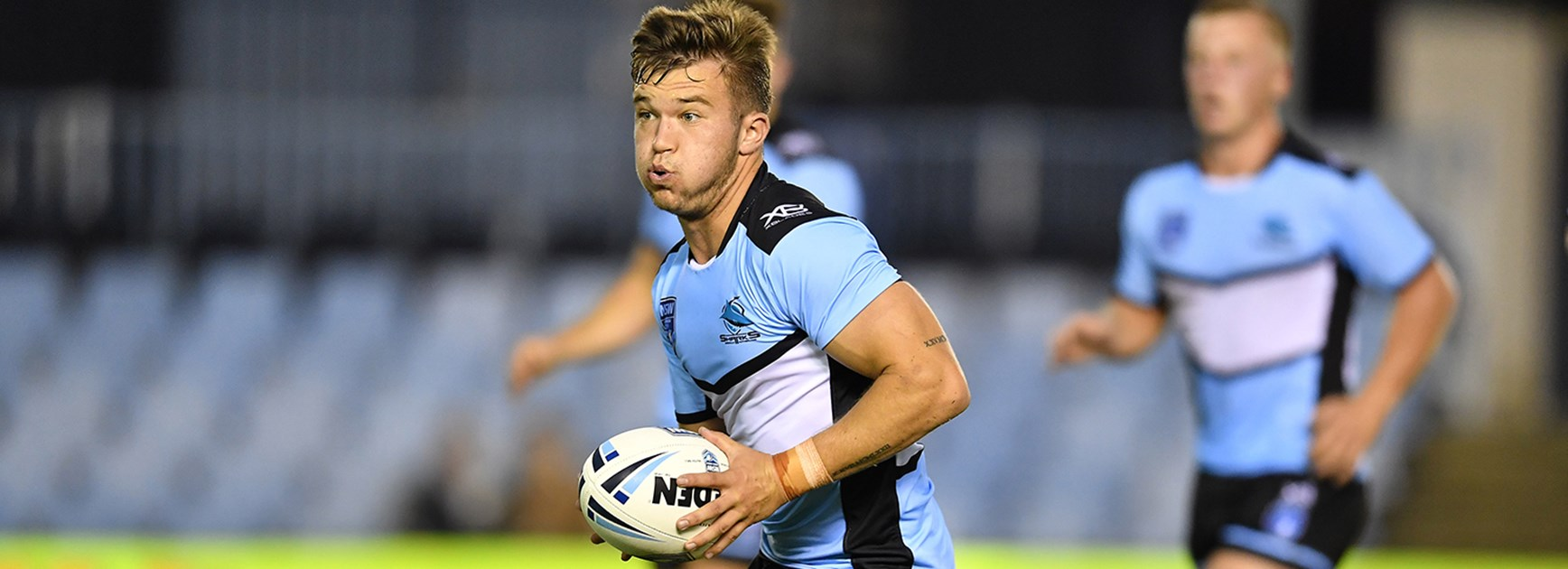 Jersey Flegg Team List - Sharks v Panthers