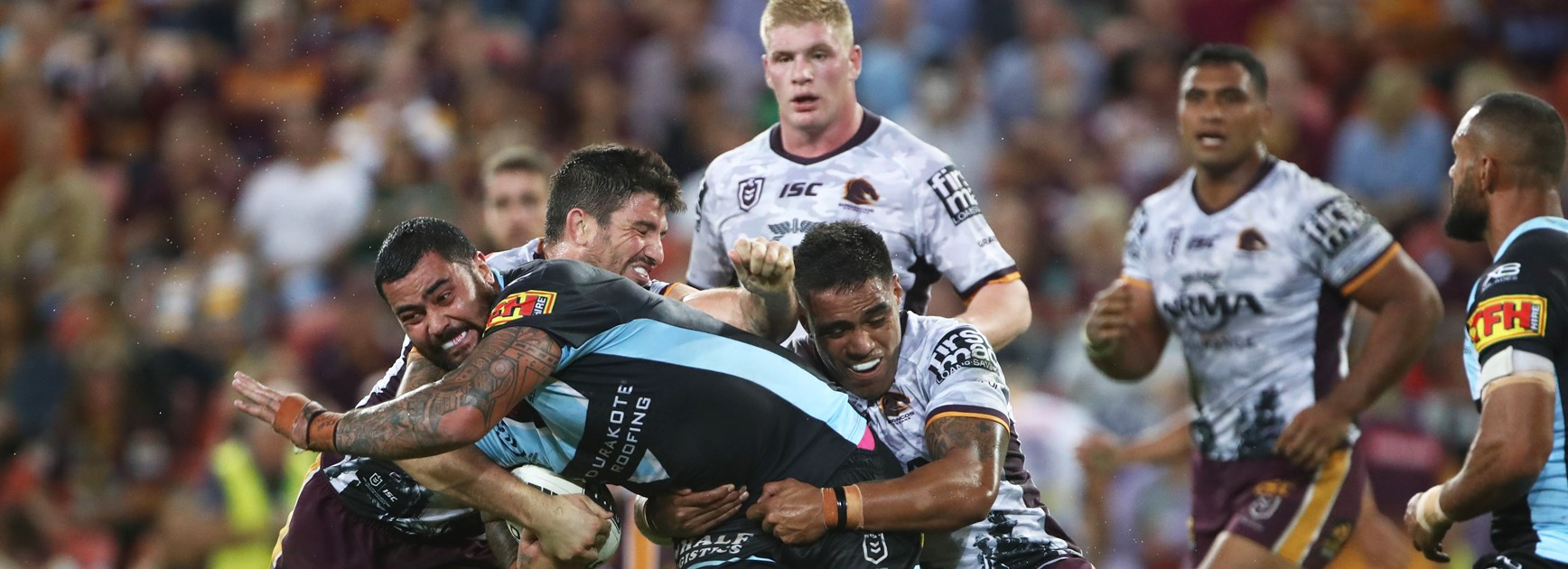 Five Key Points - Sharks v Broncos