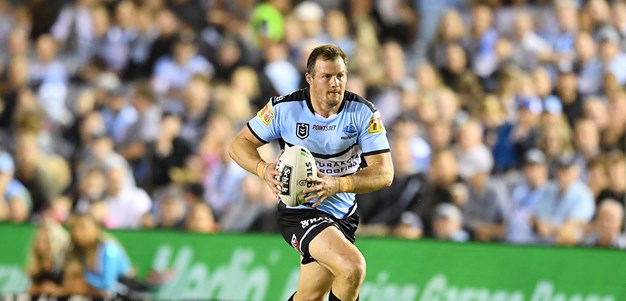 Morris relishing Blues return