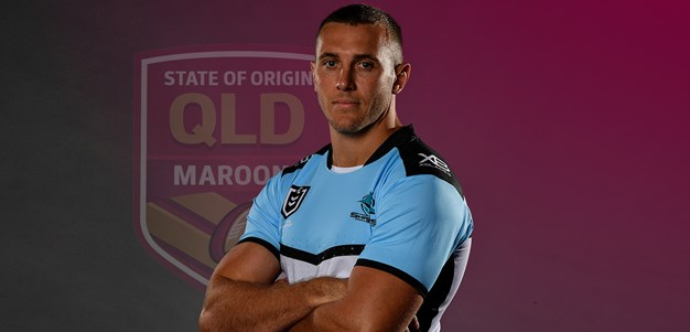 Capewell called into Queensland camp