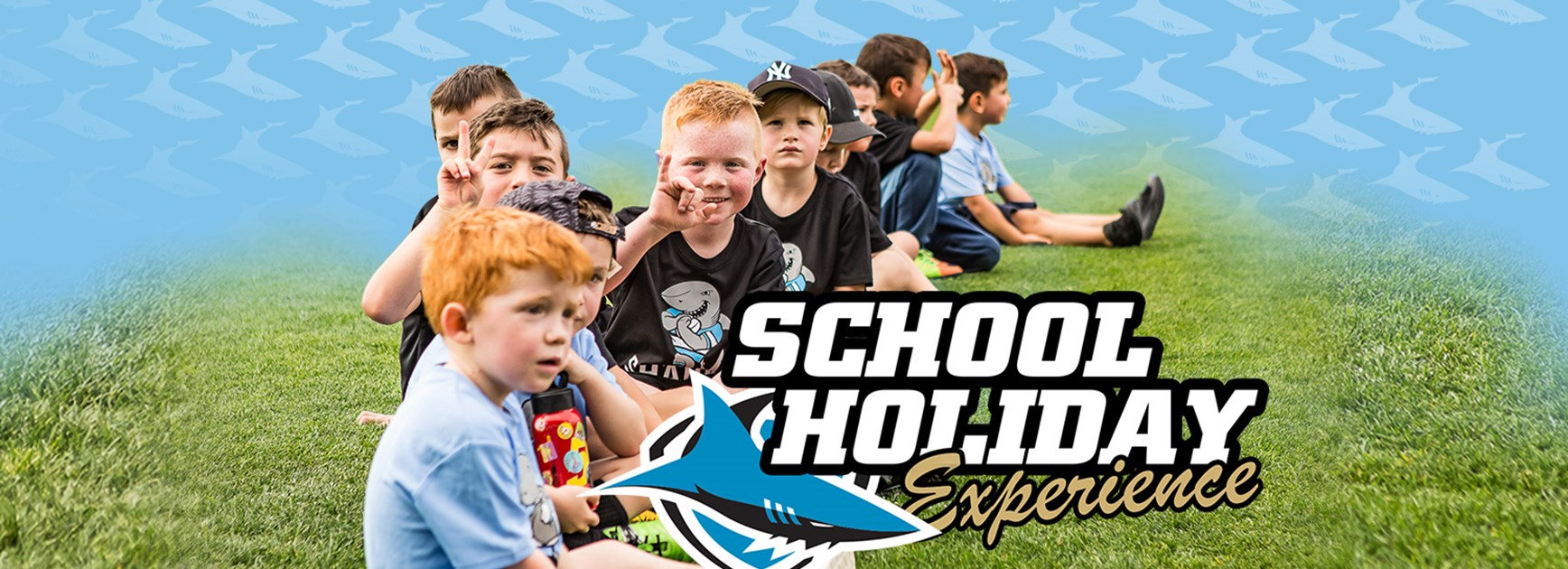 Sharks July School Holiday Experience
