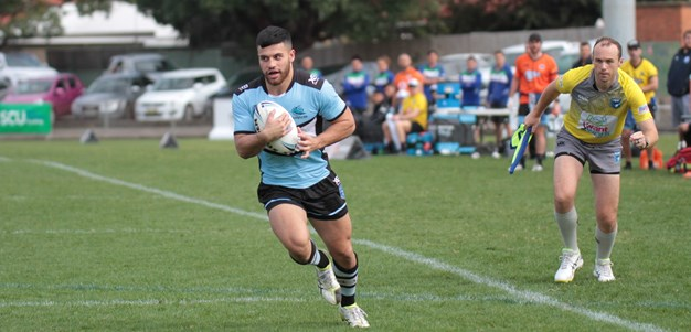 Flegg Sharks go down in Auckland