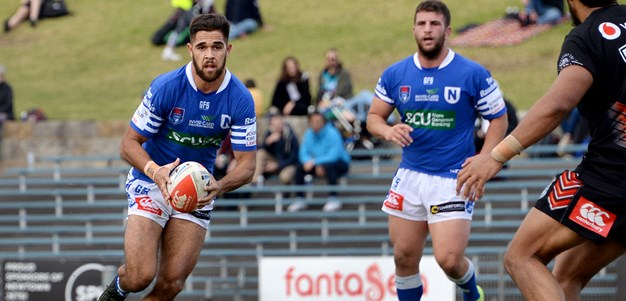 Canterbury Cup Team List - Jets v Magpies