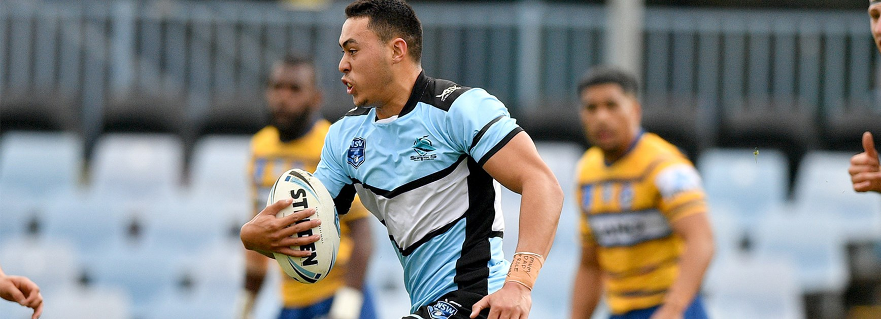 Flegg Sharks too good for the Eels