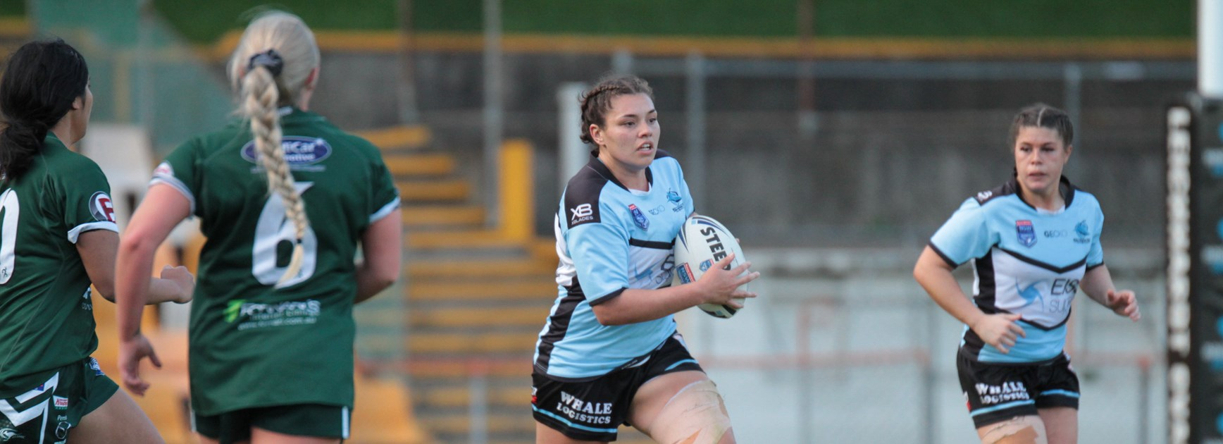 Sharks Women's win their way into GF qualifier