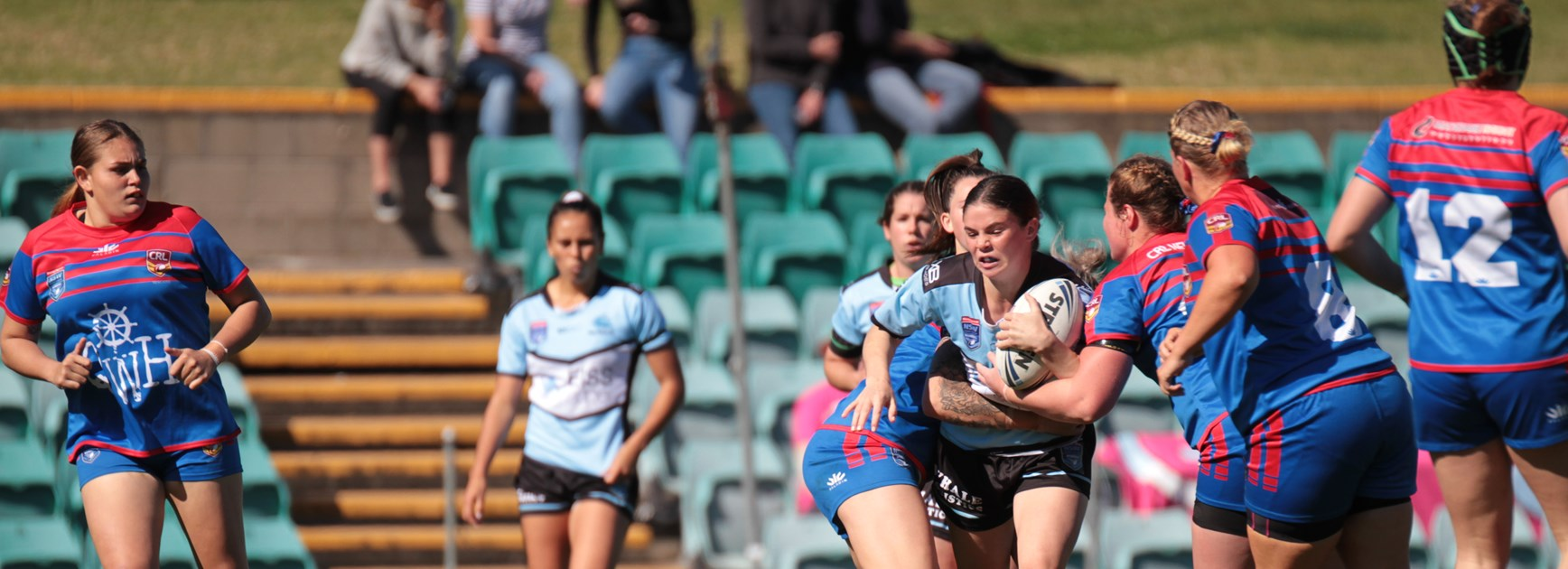 Sharks Women bow out with Finals loss