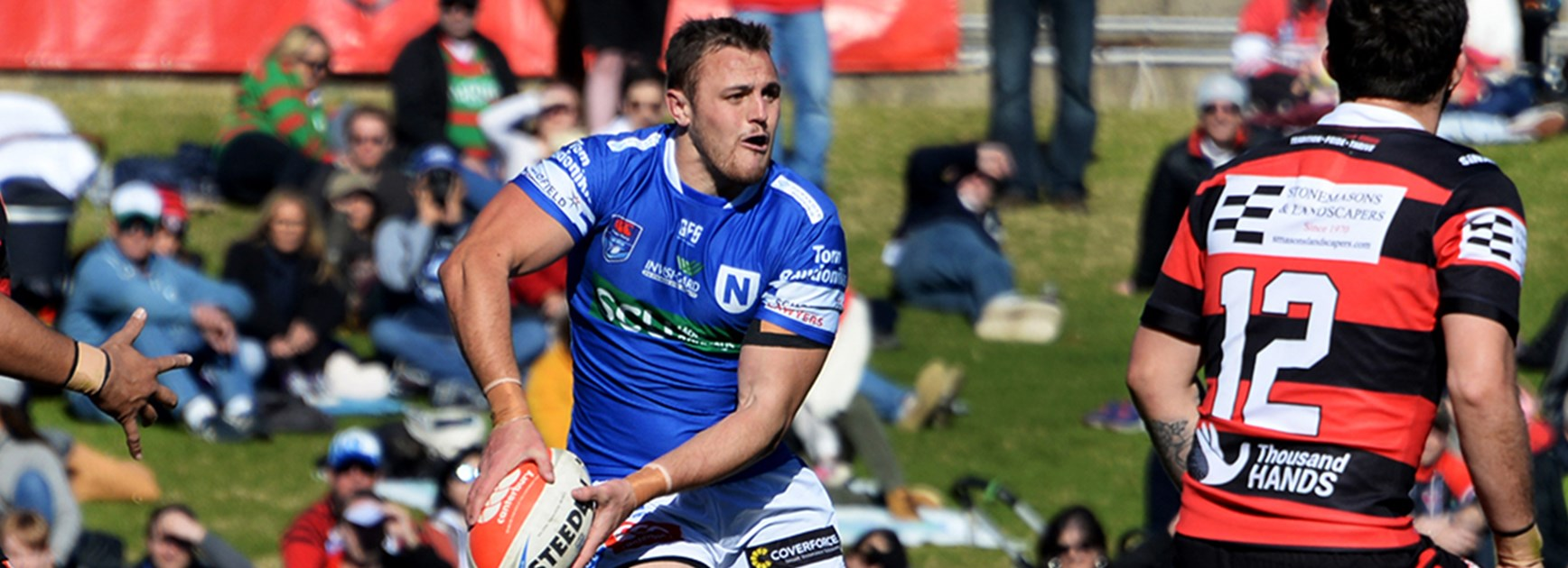 Canterbury Cup Team List - Jets v Warriors