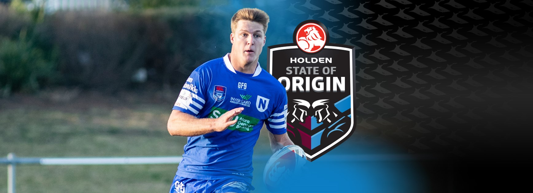 Young Shark selected in NSW Origin 20's