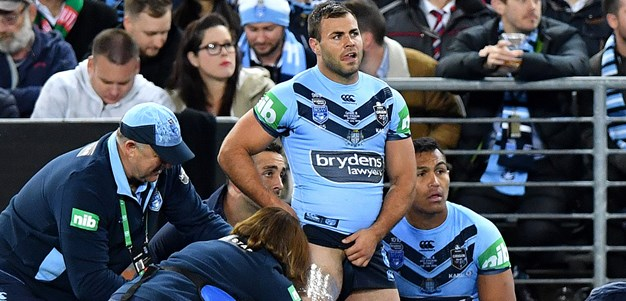 Origin injury outs Graham