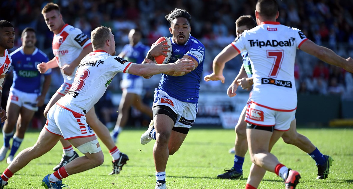 Jets beat Dragons to book a Grand Final berth