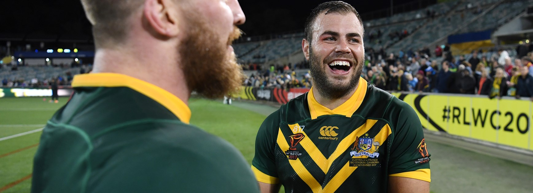 PM's XIII squads announced: Graham, Brown to lead youthful sides